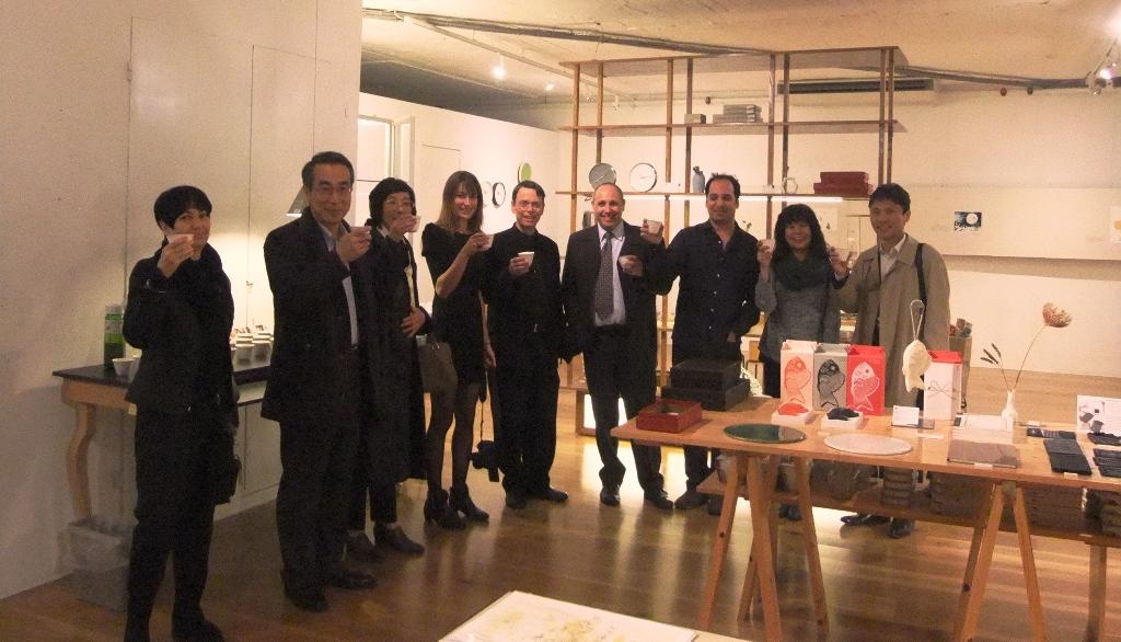 embassy staff at hibino