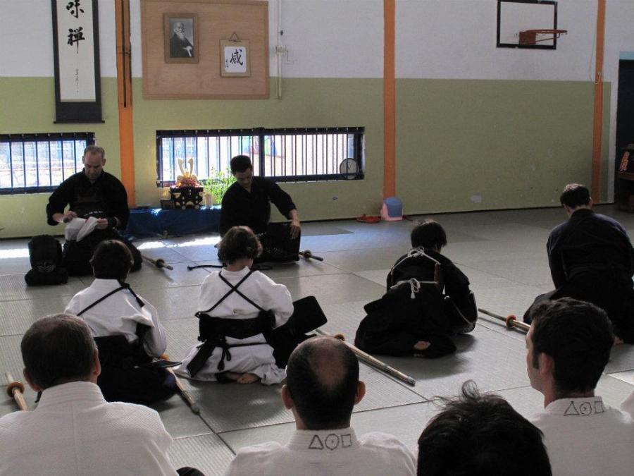 Kendo- Takanori Kawharada