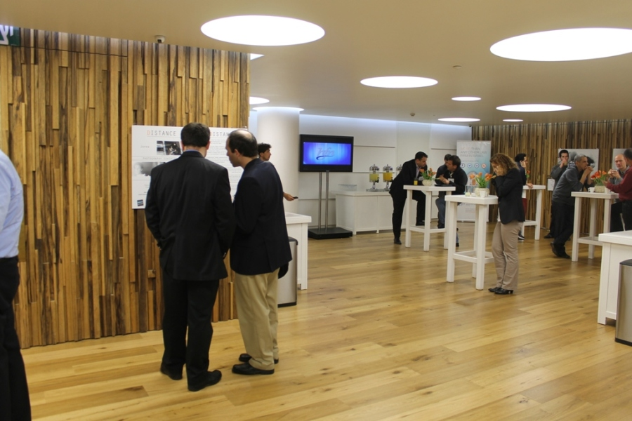 Distance exhibition