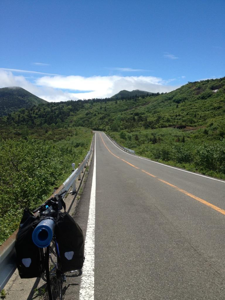 מסע אופניים ביפן- איתן אורן